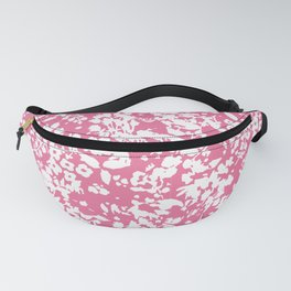 Cottage Charm Pink Fanny Pack