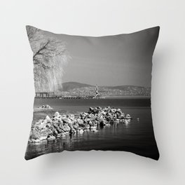 Balaton Throw Pillow