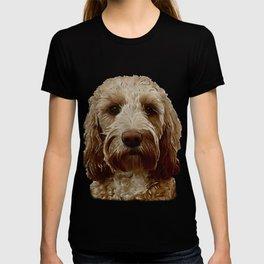 Apricot Cockapoo / Doodle Dog  T-shirt
