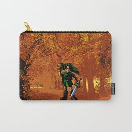 zelda starry night Carry-All Pouch