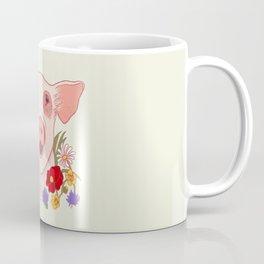 Spring Piggy Coffee Mug