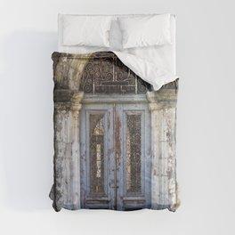 Derelict Doorway Comforters