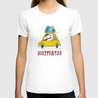 happiness T-shirts featuring Happiness by beastfromeast