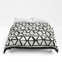 Tribal Geometric Band Comforters