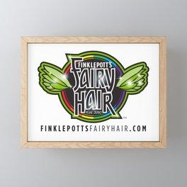 Finklepotts Fabulous Finery Framed Mini Art Print
