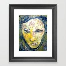 luster Framed Art Print