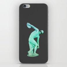 Fashion Discobolo iPhone & iPod Skin
