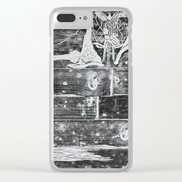 In Carnate Clear iPhone Case
