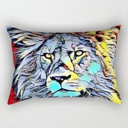 Color Kick Lion King Rectangular Pillow