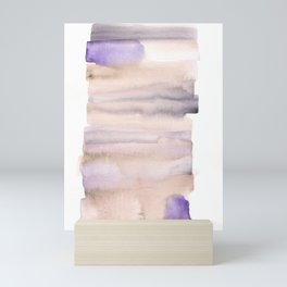 141203 Abstract Watercolor Block 14 Mini Art Print