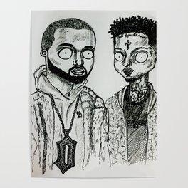 Drake&21S Poster