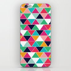 love triangle iPhone & iPod Skin