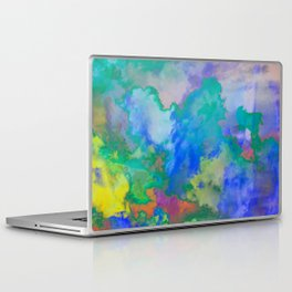 Dreamscapes [cloud layers] Laptop & iPad Skin