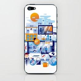 The process (2017) iPhone Skin