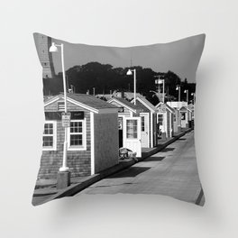 Provincetown photography Throw Pillow