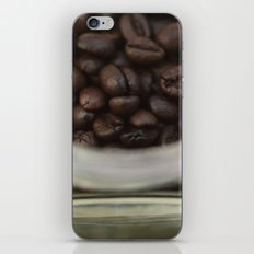 Coffee beans in glass Jar - fine art - still life - interior decoration, for bar & coffeehouse,  #1 iPhone & iPod Skin