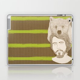 mr.bear-d Laptop & iPad Skin