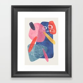 Auva Framed Art Print