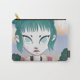 roseblush Carry-All Pouch