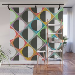 eclipse diamonds Wall Mural