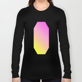 Emerald Yellopink Long Sleeve T-shirt