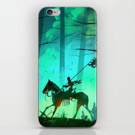 All Zombies Now iPhone Skin