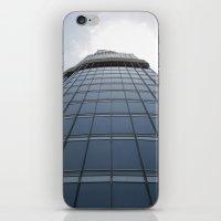 wiz khalifa iPhone & iPod Skins featuring Burj Khalifa by WikiArquitectura