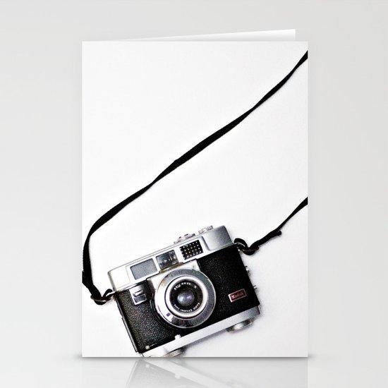 Kodak Vintage Camera Stationery Cards