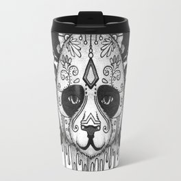 Blacksilver Panda Spirit Travel Mug