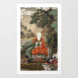 Rahula - Son of Buddha - 16th Century Art Print