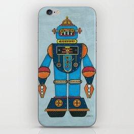 top-bot by Nettwork2Design - nettie heron-middleton iPhone Skin