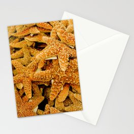 Summer Photo : Starfishes in Key West, FL Stationery Cards