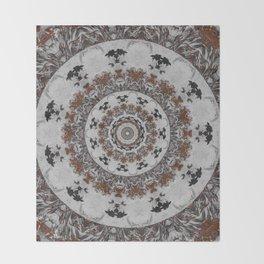 Stone Ridge Kaleidoscope Throw Blanket