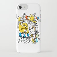 simpsons iPhone & iPod Cases featuring Simpsons by Ray Kane