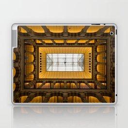 Amsterdam Shopping Center Lobby Architecture Laptop & iPad Skin