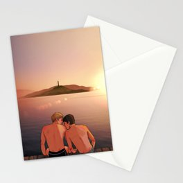Morning Dips Stationery Cards