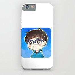 Yuri Katsuki iPhone Case