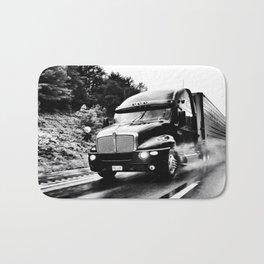 Trucking Bath Mat