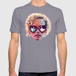 Electrick Girl T-shirt