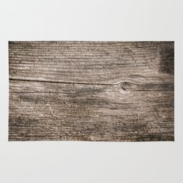 The old boards . Wood . Rug
