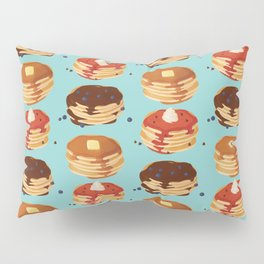 Pancake Sunday Pillow Sham