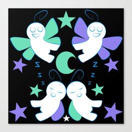 Night fairy!sups Canvas Print