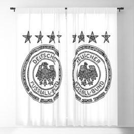 GERMANY NATIONAL FOOTBALL TEAM (DEUTSCHER FUSSBALL-BUND) Blackout Curtain