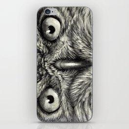 Eagle Owl 878 iPhone Skin