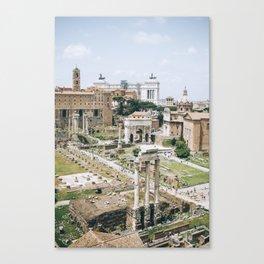 rome, vi Canvas Print