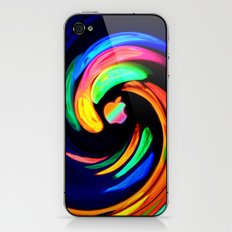 Fluo Love. iPhone & iPod Skin