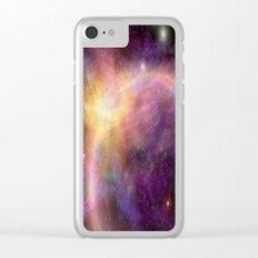 Nebula VI Clear iPhone Case