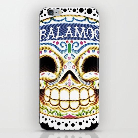 Sugar skull iPhone & iPod Skin