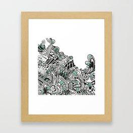 Together... Framed Art Print