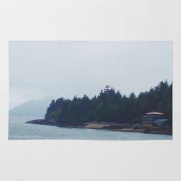 Ketchikan Landscape Rug
